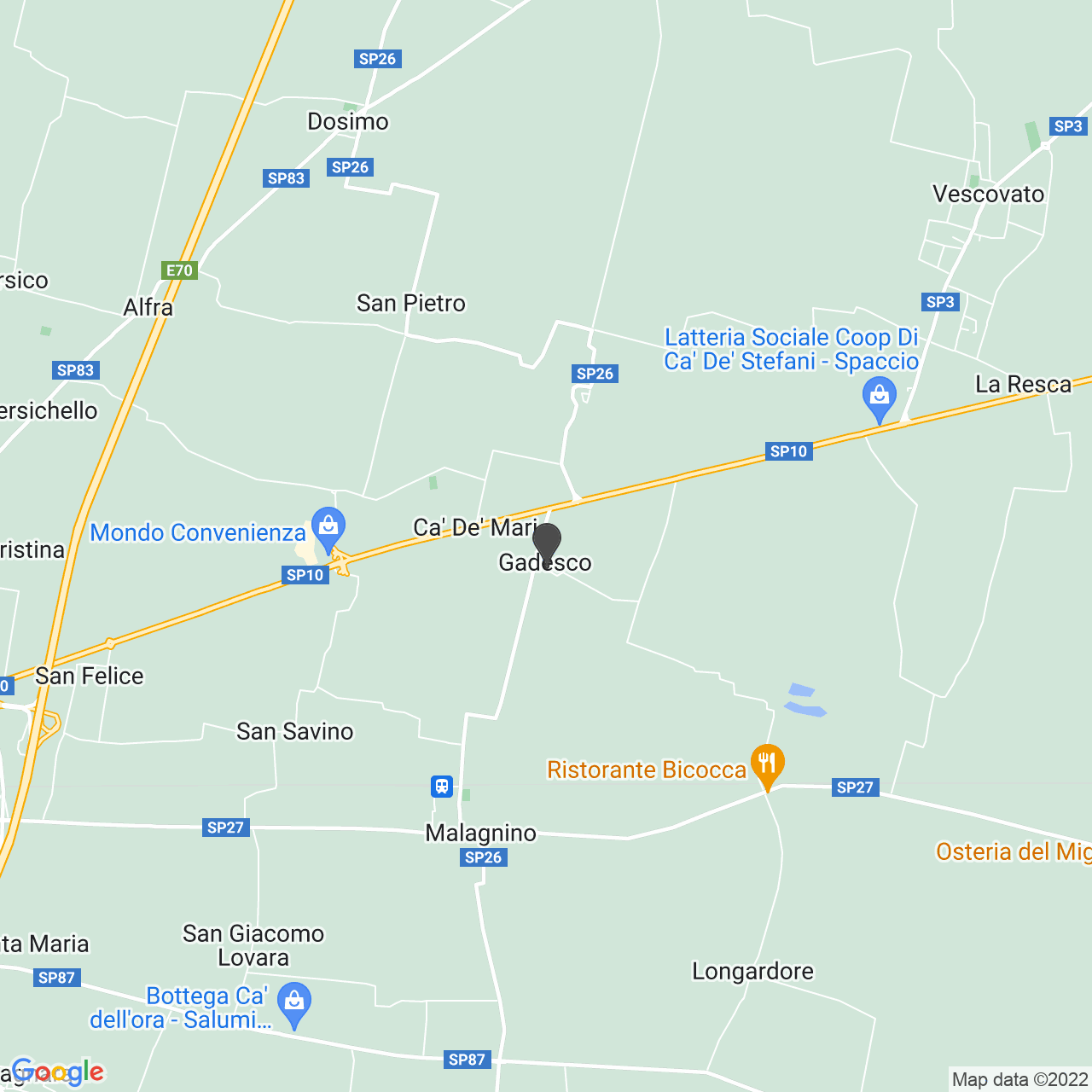 Chiesa dei Santi Gervasio e Protasio Martiri