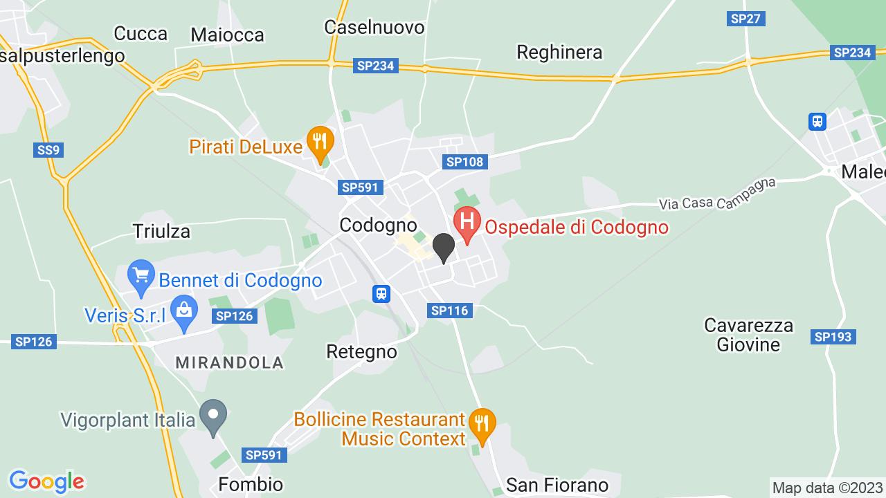 FONDAZIONE OPERE PIE RIUNITE DI CODOGNO ONLUS