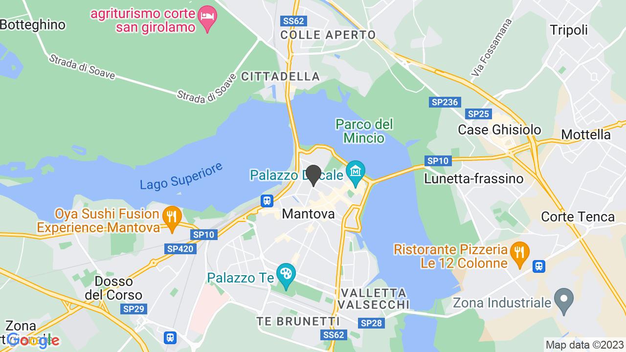 Chiesa Cristiana Evangelica Battista di Mantova
