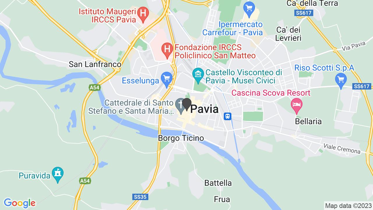 Chiesa Evangelica Biblica Battista di Pavia