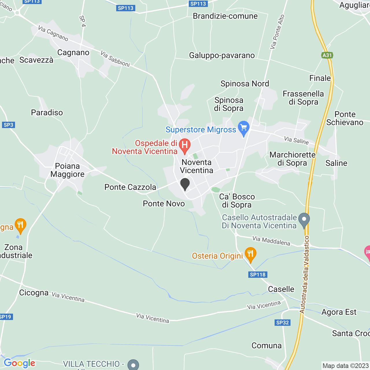 Padovan - Filiale Presso Marmi Zecca