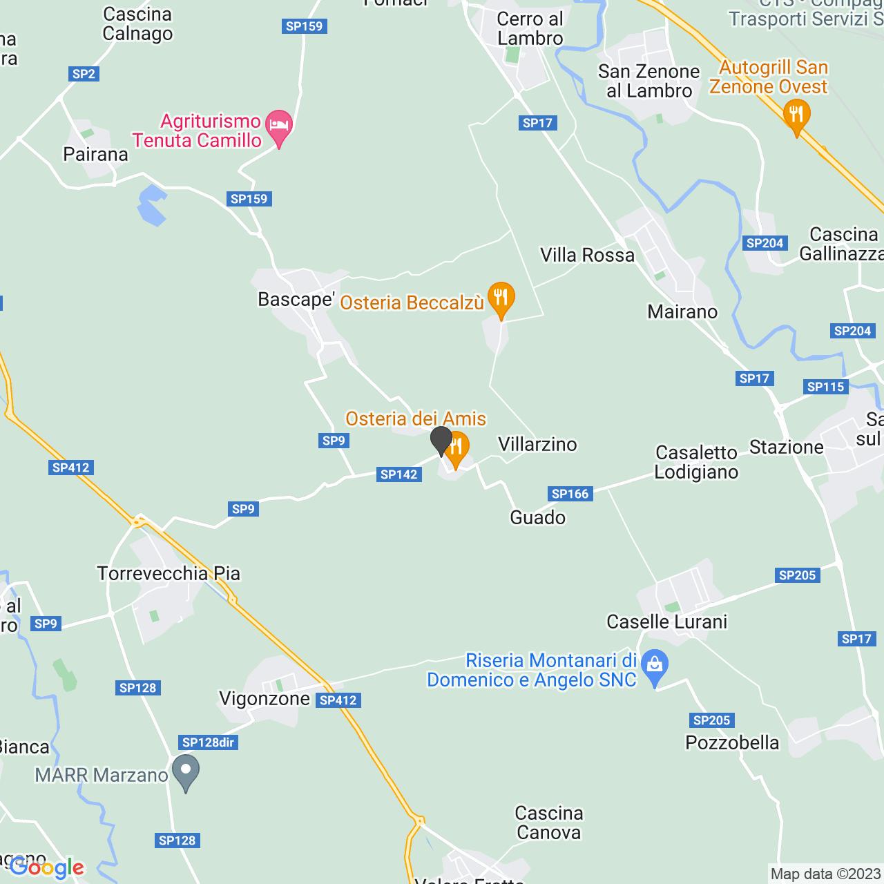 Via Porticone  (LO)