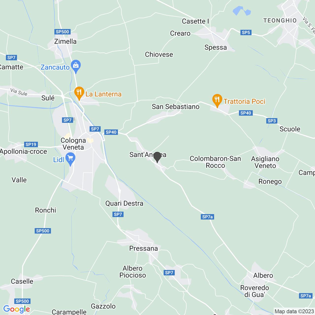 SCUOLA MATERNA DI SANT'ANDREA