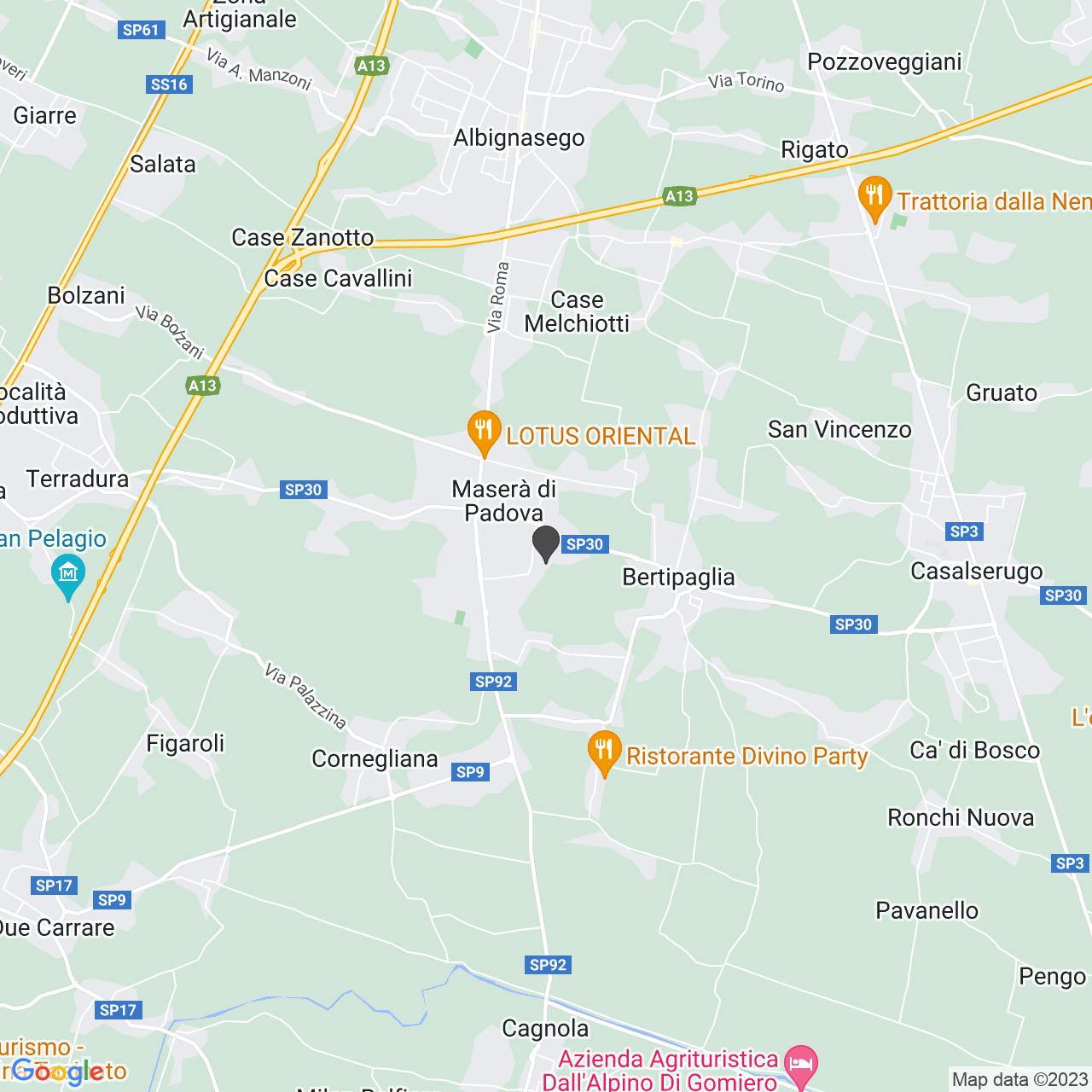 CROCE ROSSA ITALIANA - COMITATO DI MASERA' DI PADOVA - ORGANIZZAZIONE DI VOLONTARIATO