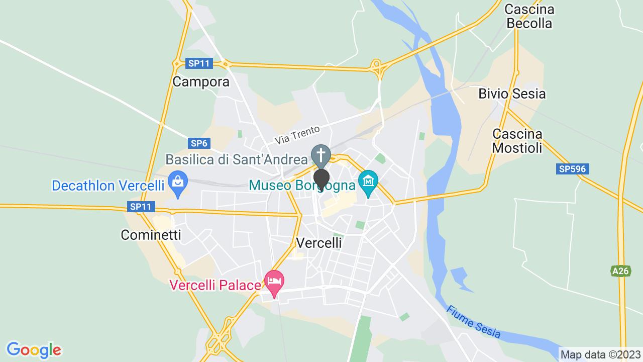 A.S.D. NON VEDENTI TORBALL CLUB VERCELLI ONLUS