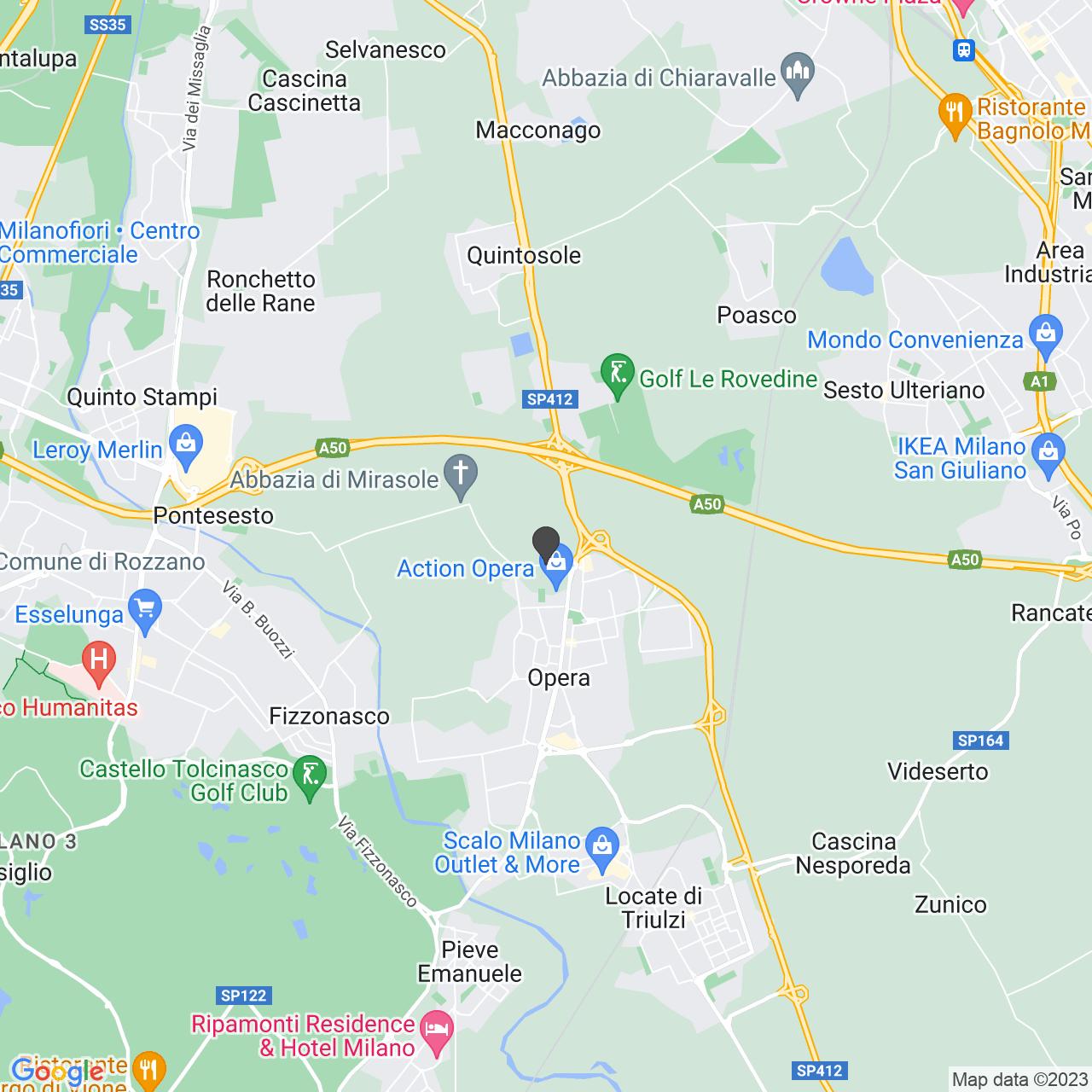 CROCE ROSSA ITALIANA COMITATO LOCALE AREA SUD MILANESE