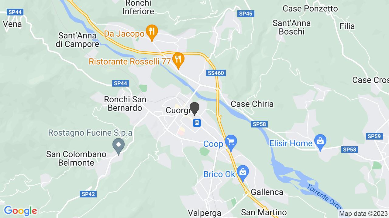 CROCE ROSSA ITALIANA - COMITATO DI CUORGNE' ORGANIZZAZIONE DI VOLONTARIATO