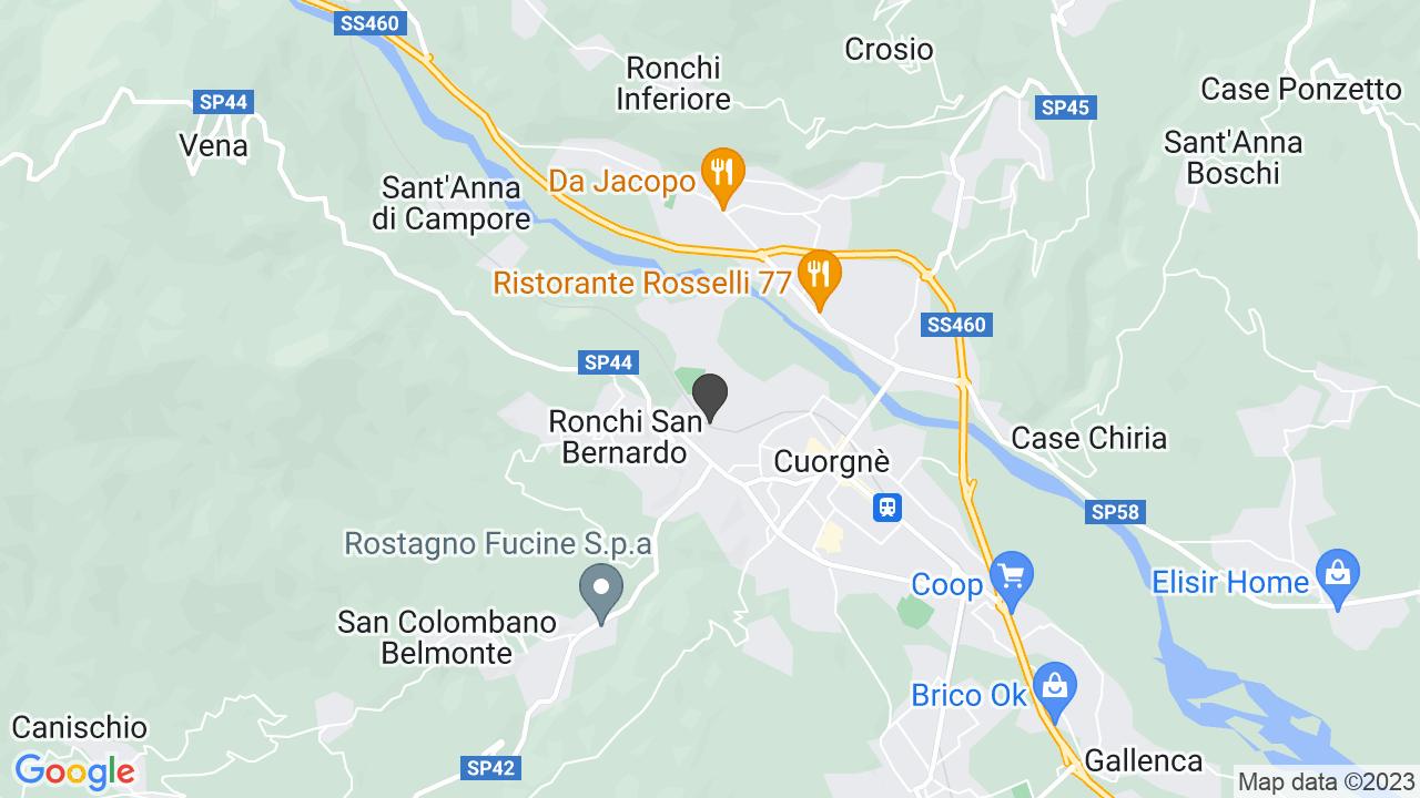 Via Camposanto CUORGNE' (TO)