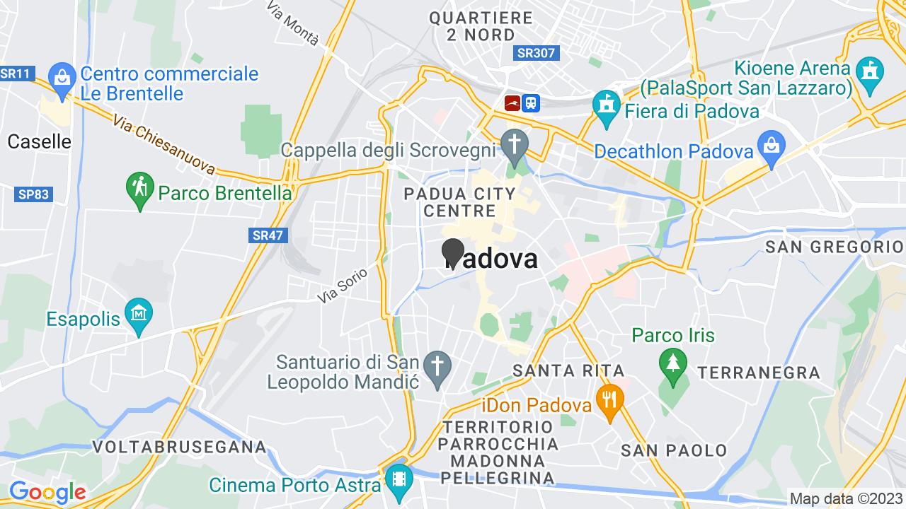 UNIONE ITALIANA DEI CIECHI E DEGLI IPOVEDENTI - ONLUS - SEZIO NE PROVINCIALE DI PADOVA