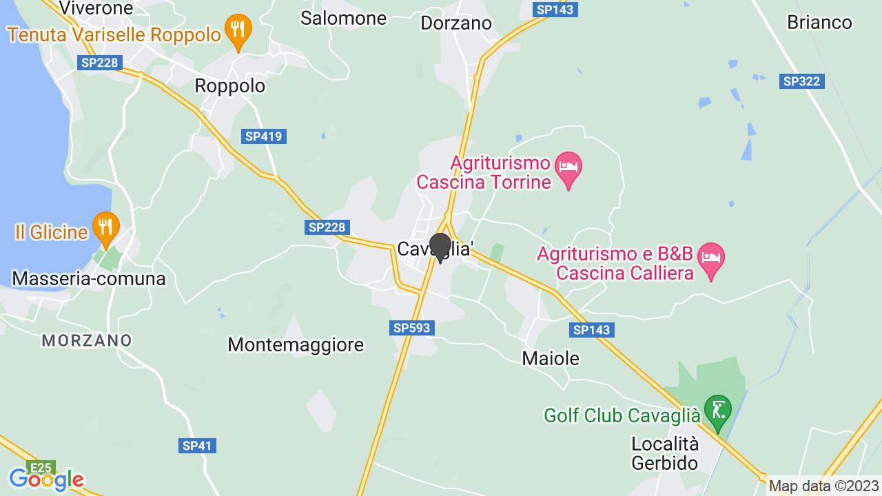 CROCE ROSSA ITALIANA-COMITATO DI CAVAGLIA'- ORGANIZZAZIONE DI VOLONTARIATO