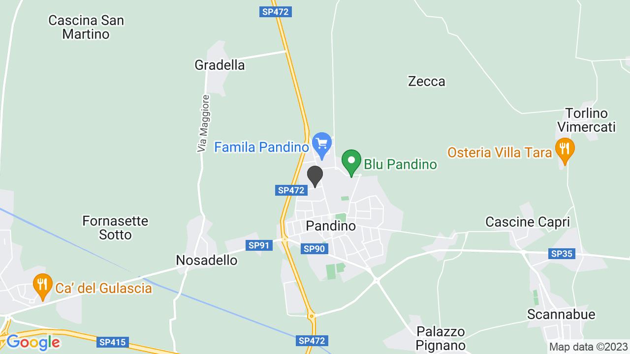 FONDAZIONE CASA DI RIPOSO - OSPEDALE DEI POVERI DI PANDINO - ONLUS