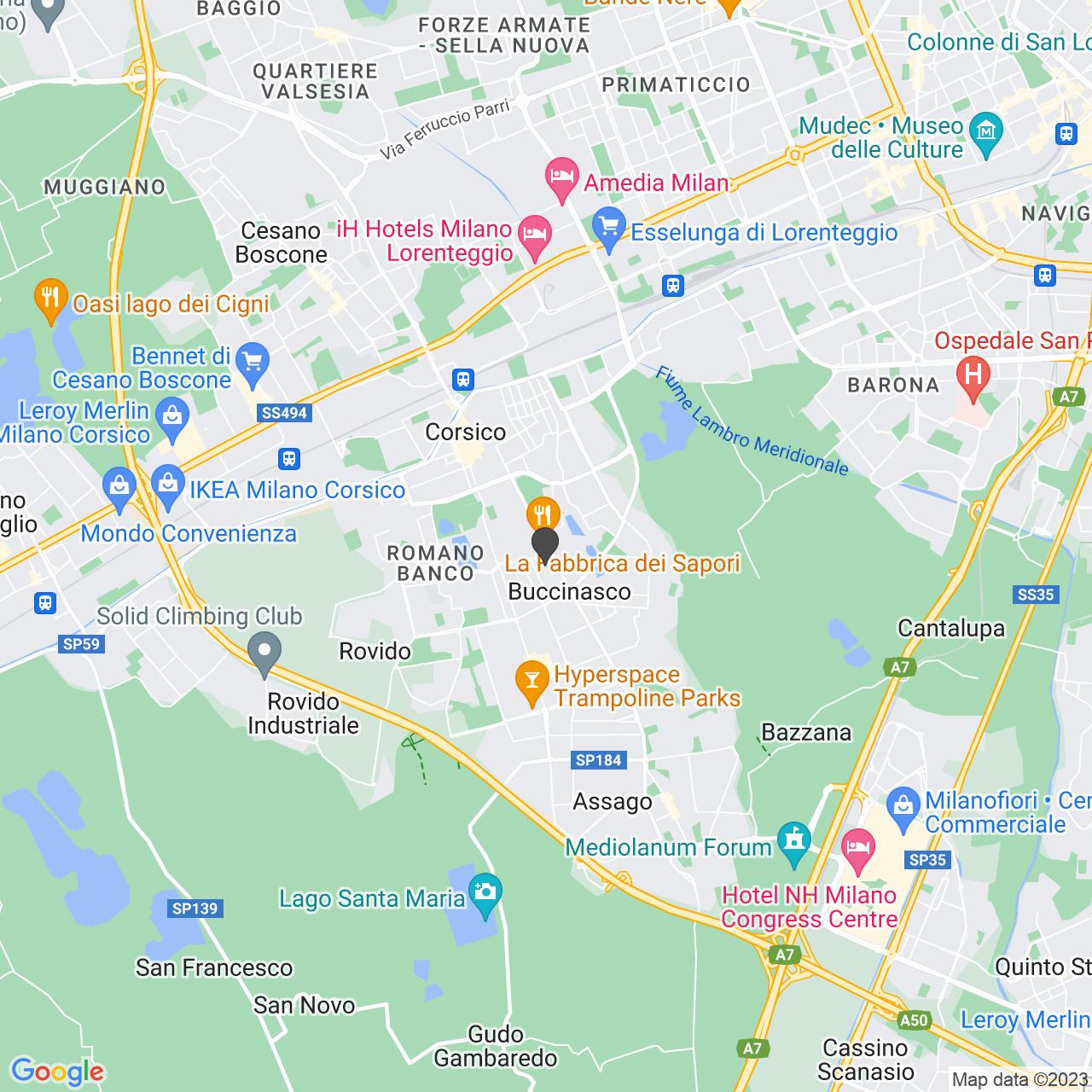 CROCE ROSSA ITALIANA - COMITATO LOCALE DI BUCCINASCO