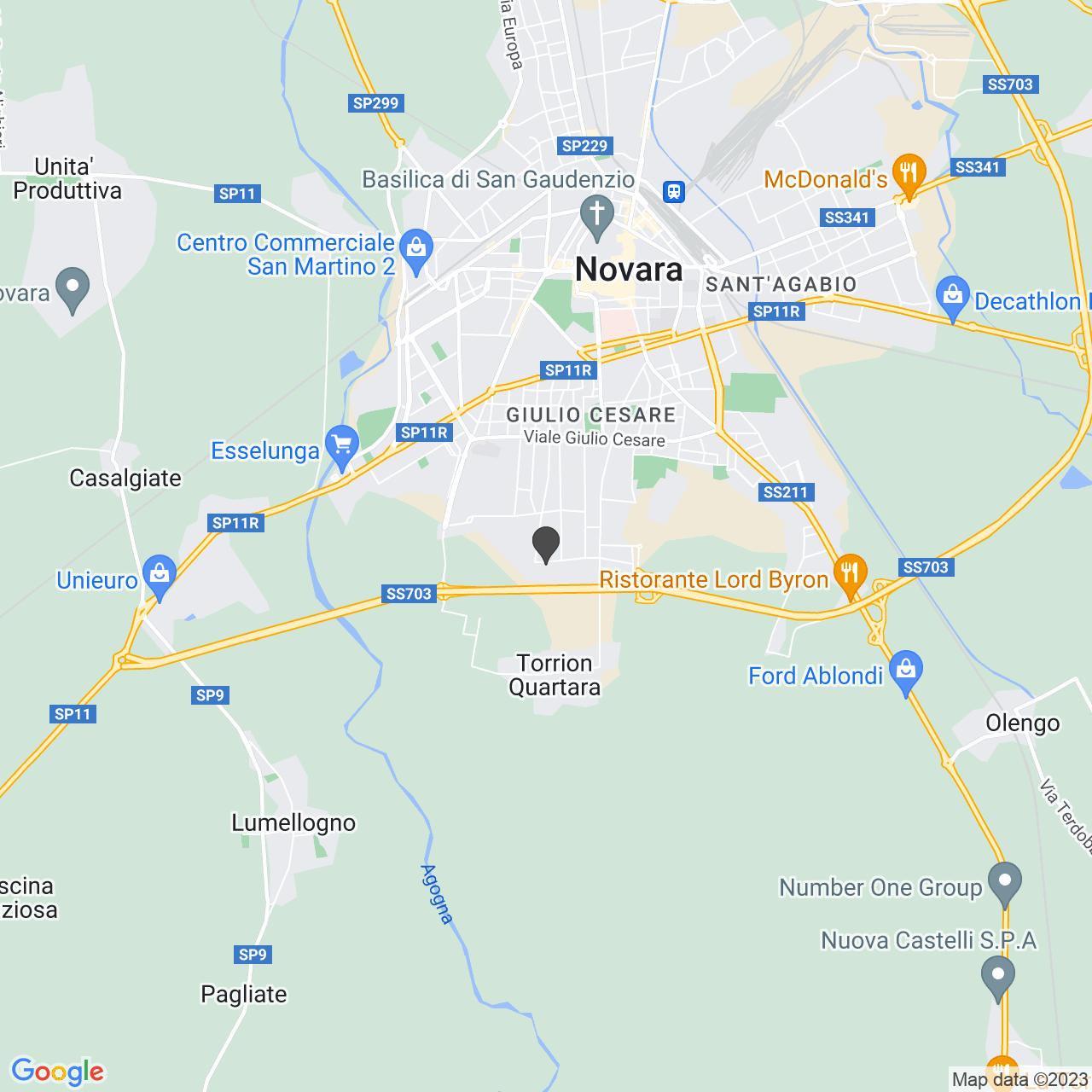 "Chiesa Evangelica ""G.t.A."" Novara"