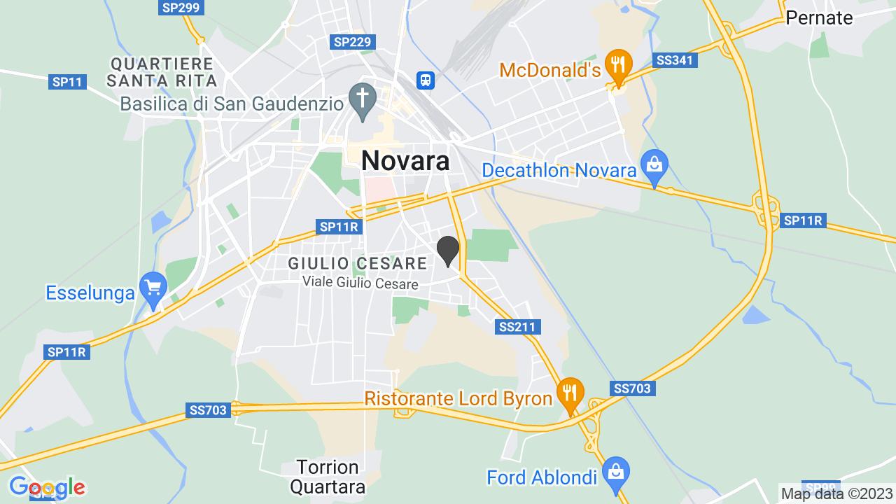 CROCE ROSSA ITALIANA - COMITATO DI NOVARA - ORGANIZZAZIONE DI VOL ONTARIATO O IN FORMA ABBREVIATA CROCE ROSSA ITALIANA - COMITATO DI NOVARA - ODV