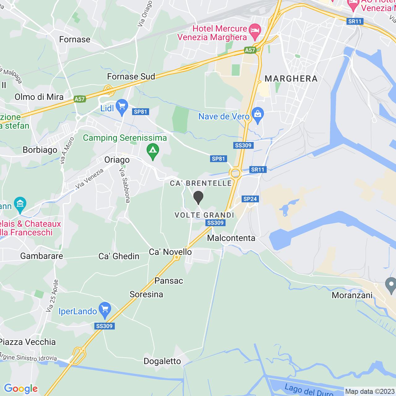 Via Della Stazione 57  (VE)