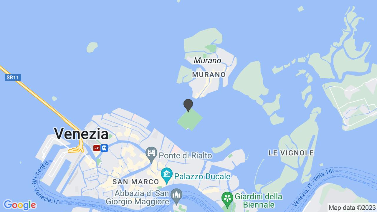 CIMITERO - Isola San Michele VENEZIA