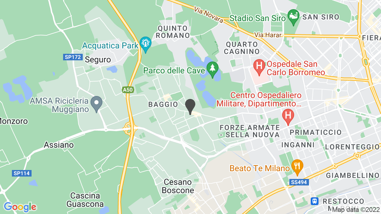 Sant'Apollinare in Baggio