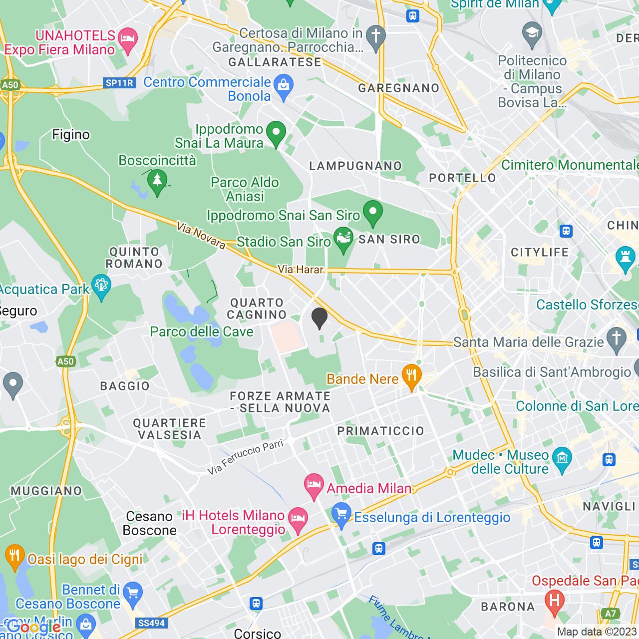 Ministero GSN Milano