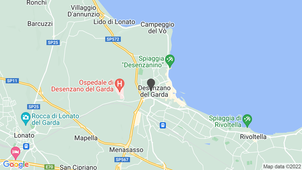 CIMITERO DESENZANO DEL GARDA