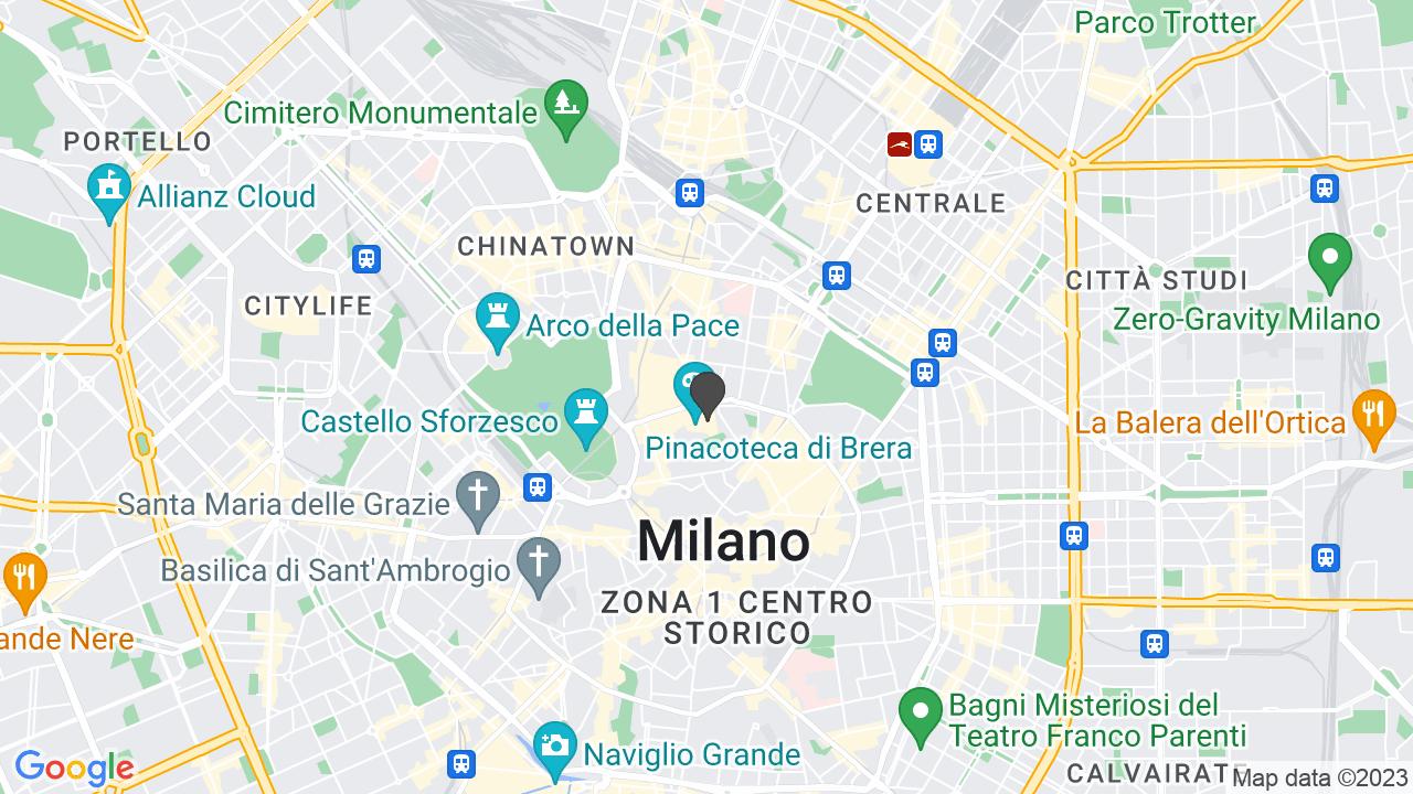 ASSOCIAZIONE AMICI DI BRERA E DEI MUSEI MILANESI