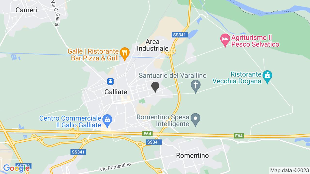 CROCE ROSSA ITALIANA - COMITATO DI GALLIATE - ORGANIZZAZIONE DI VOLONTARIATO O IN FORMA ABBREVIATA CROCE ROSSA ITALIANA - COMITATO DI GALLIATE - ODV