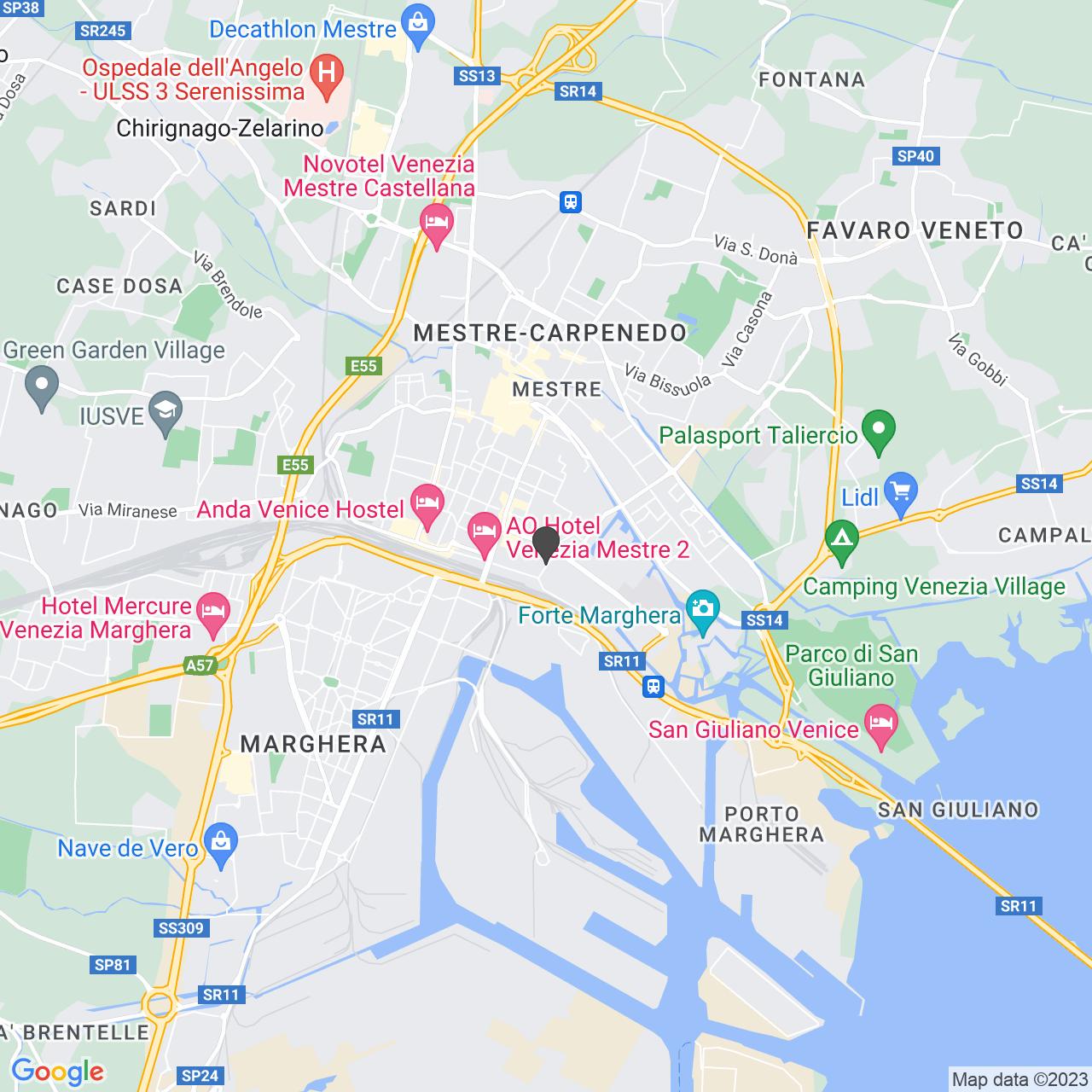 Spazio Speranza - C C M I Venezia