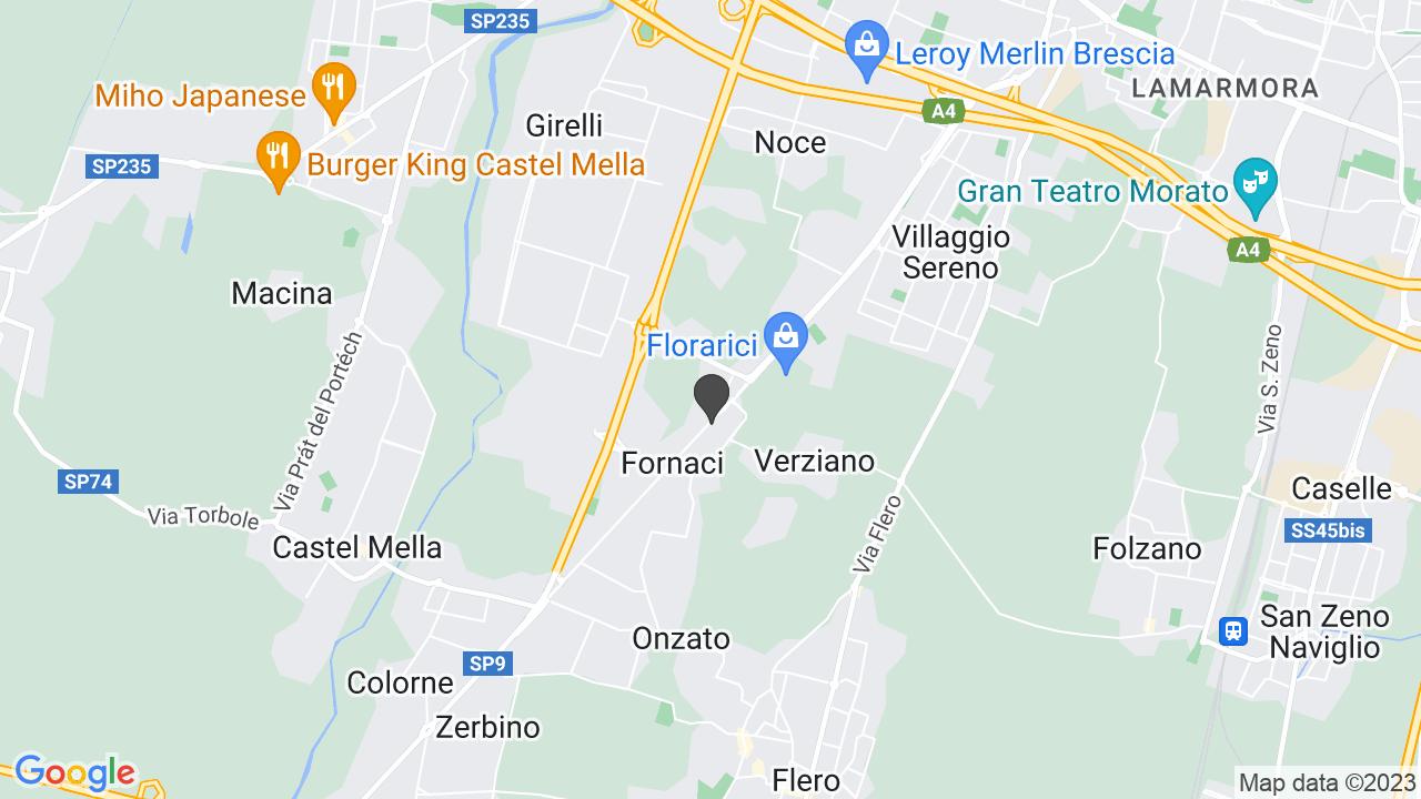 Prima Chiesa Evangelica Battista di Brescia