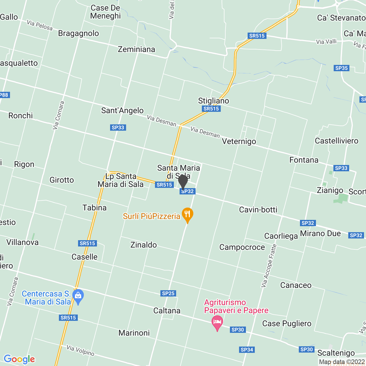 CIMITERO SANTA MARIA DI SALA