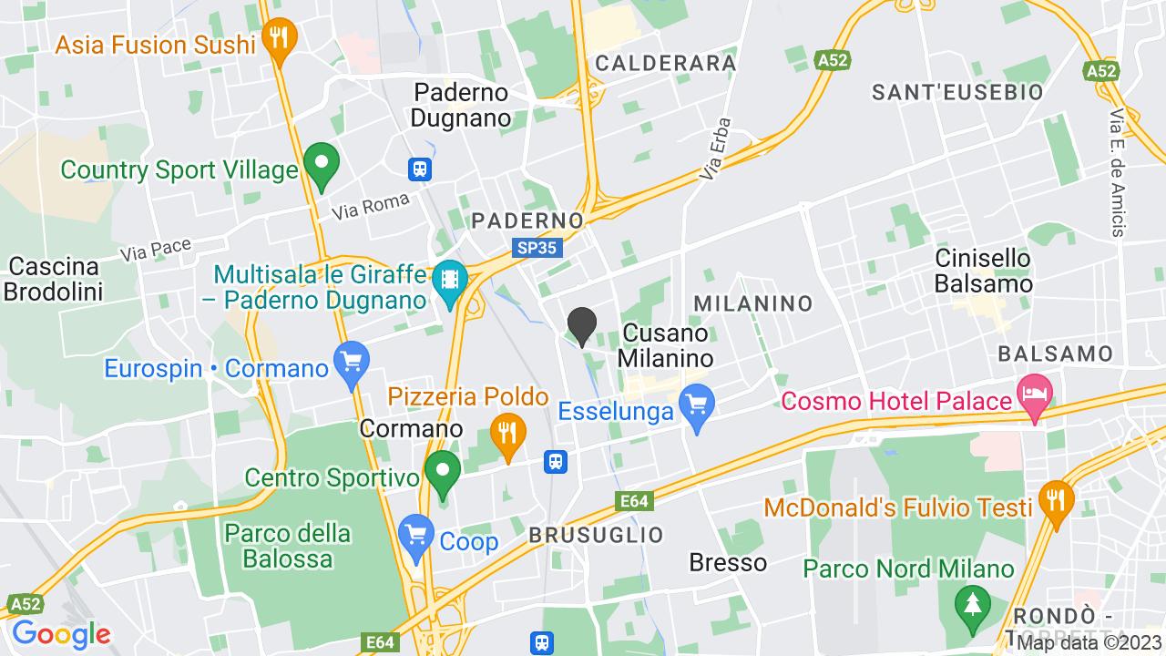 CROCE ROSSA ITALIANA - COMITATO AREA NORD MILANESE - ORGANIZZAZIONE DI VOLONTARIATO