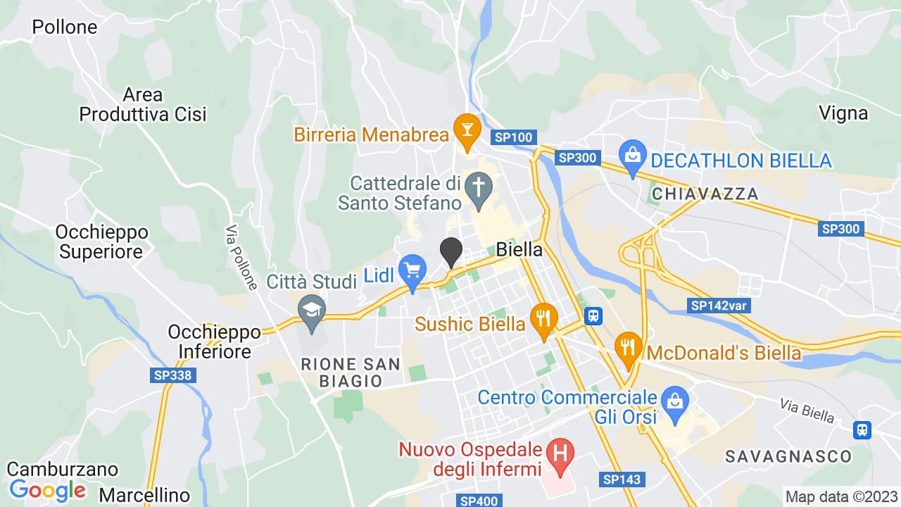 IRIFOR - PROVINCIA DI BIELLA