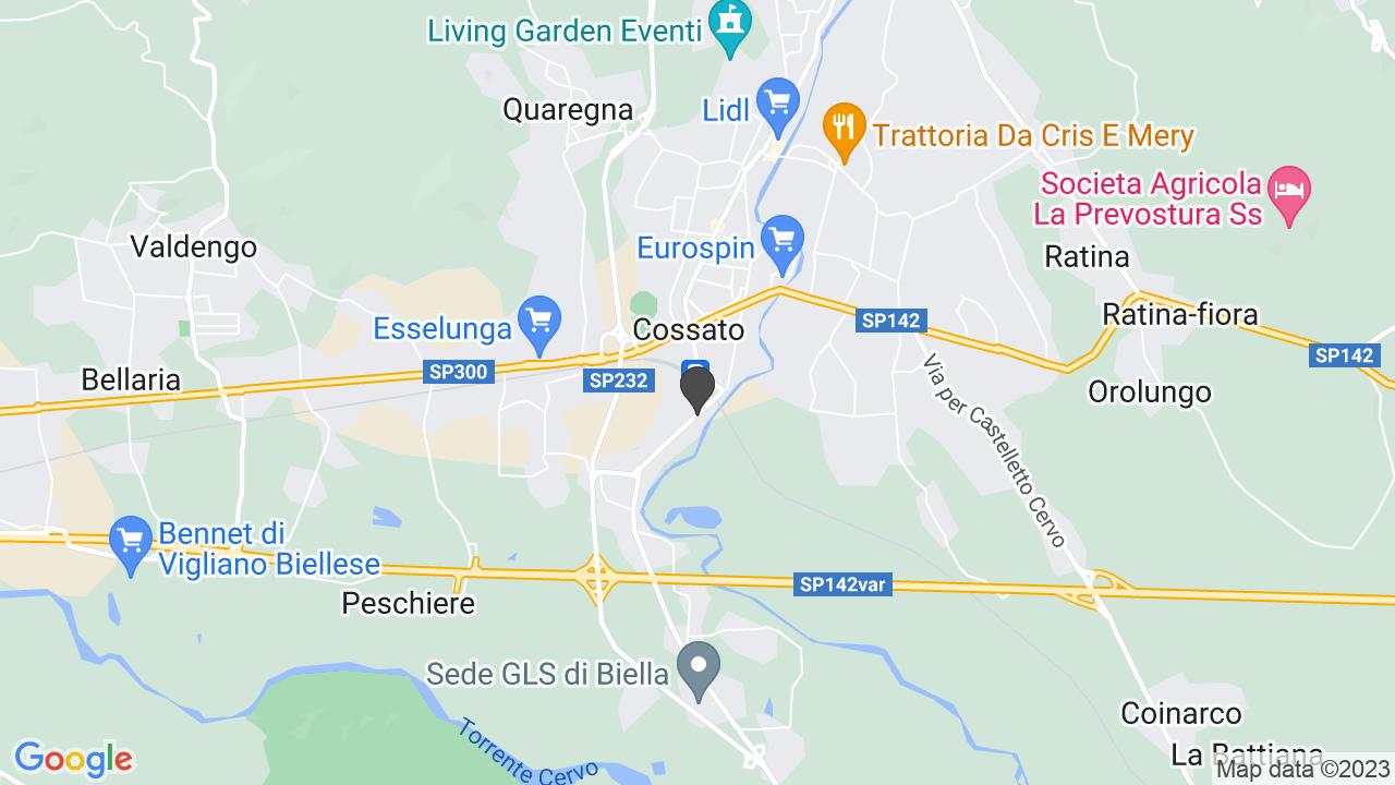 CROCE ROSSA ITALIANA-COMITATO DI COSSATO - ODV