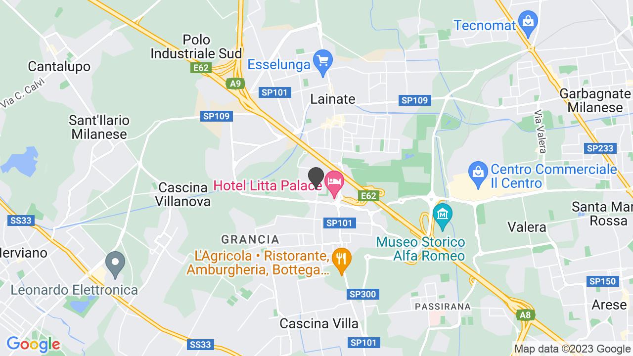 CROCE ROSSA ITALIANA - COMITATO DI LAINATE - ORGANIZZAZIONE DI VOLONTARIATO