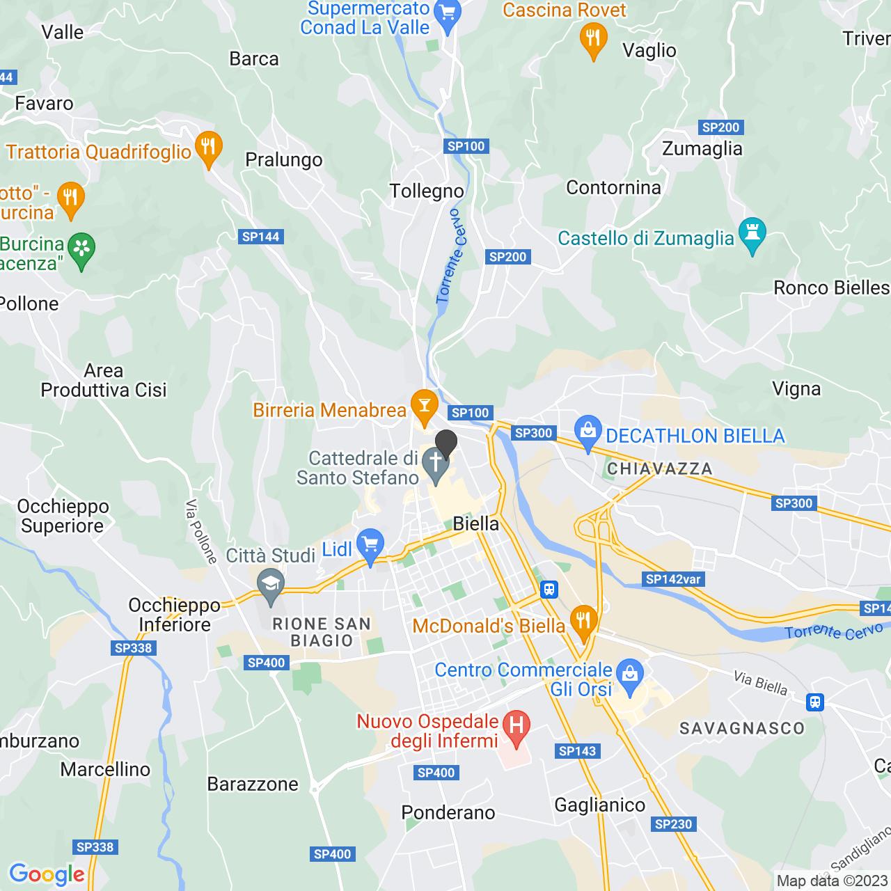 CORO GENZIANELLA - CITTA' DI BIELLA - ONLUS