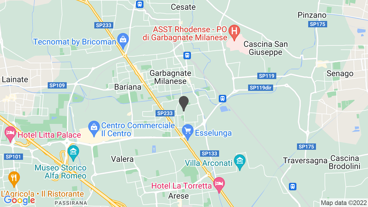 CIMITERO GARBAGNATE MILANESE