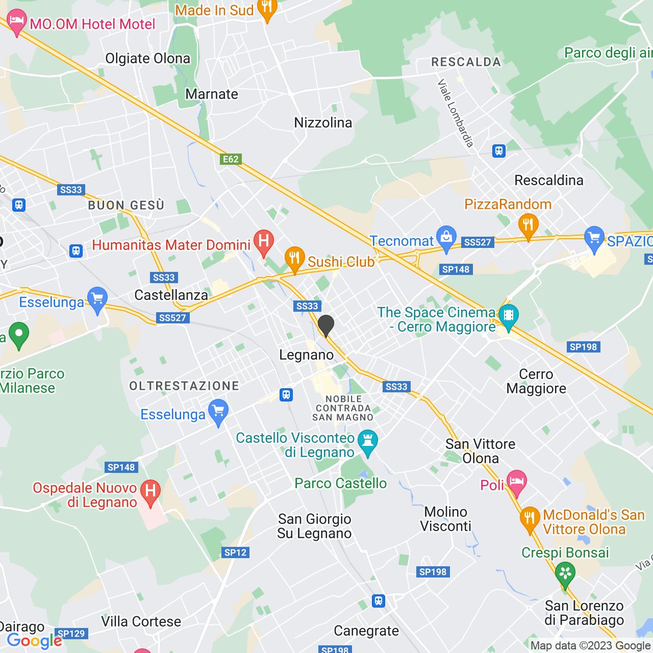 Citta' di Legnano Pompe Funebri
