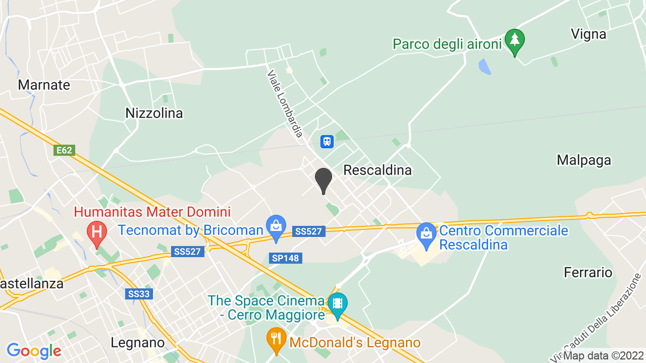 CIMITERO CAPOLUOGO RESCALDINA