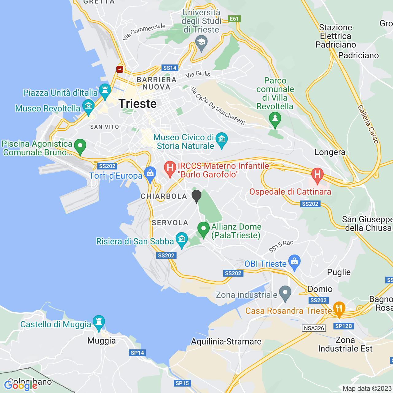 TRIESTE ONORANZE E TRASPORTI FUNEBRI SRL