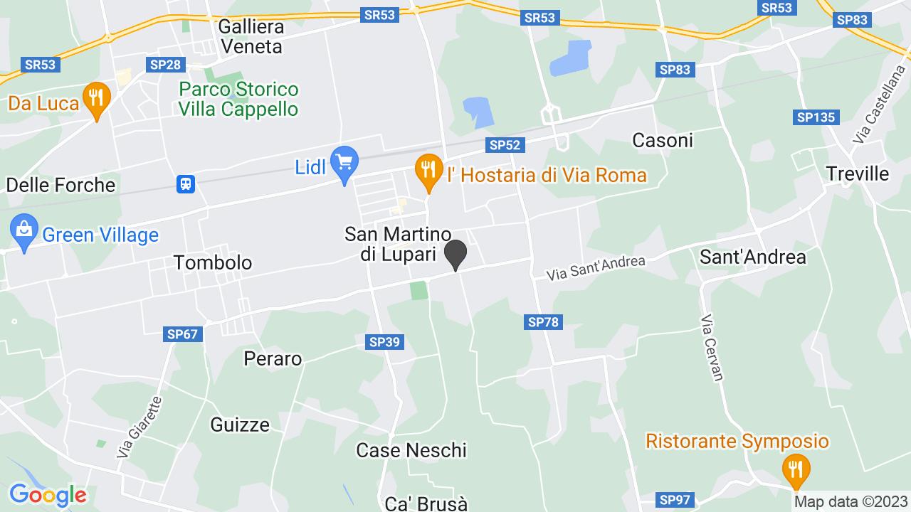 CIMITERO SAN MARTINO DI LUPARI
