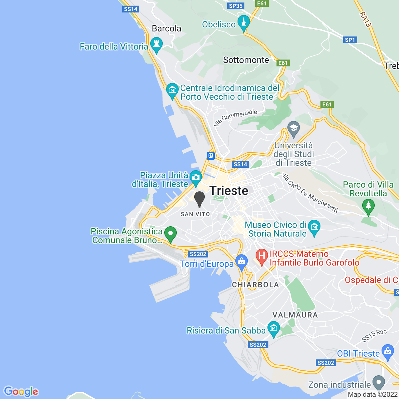 Chiesa Cristiana Evangelica TrE Triestevangelica