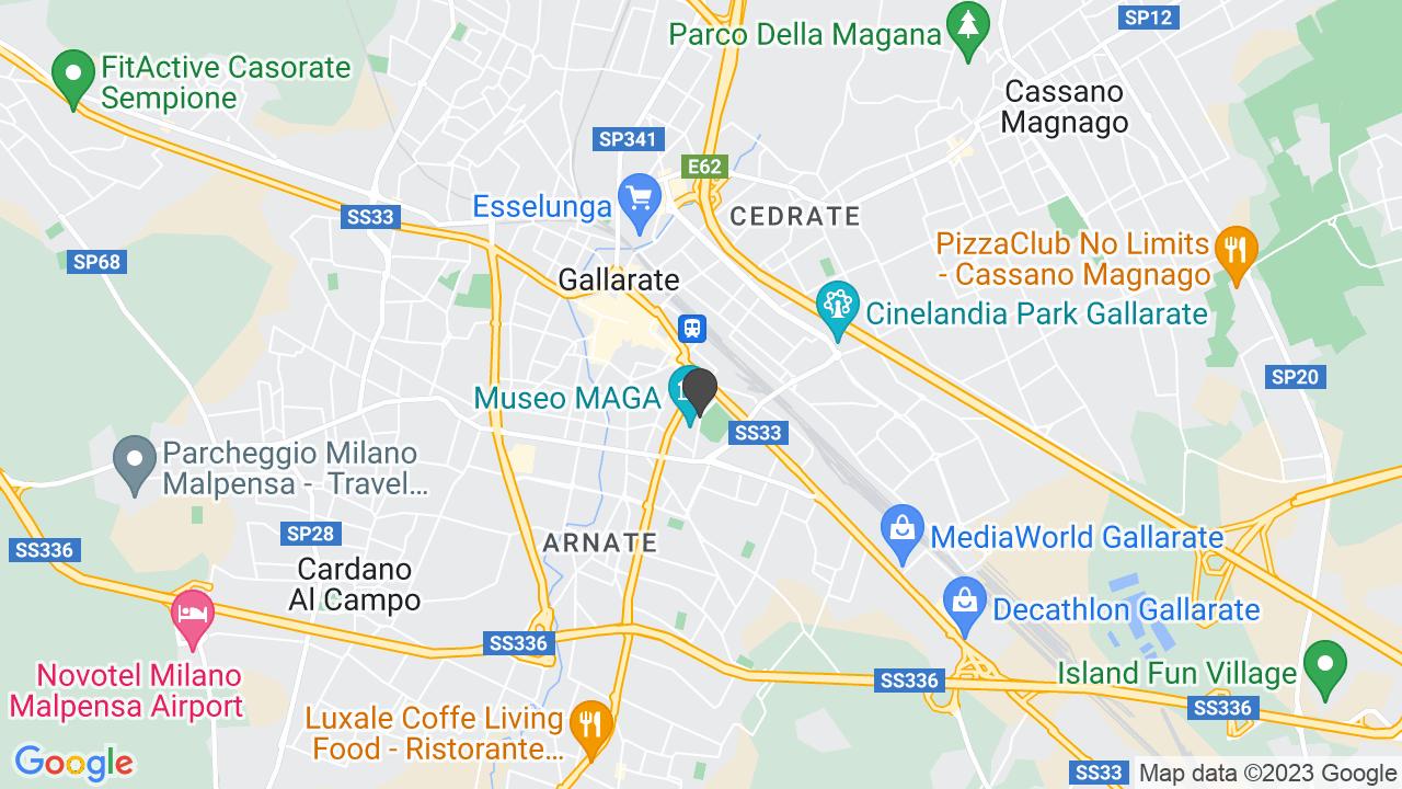 CIMITERO GALLARATE