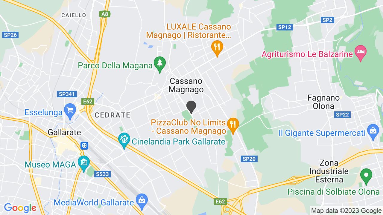 CIMITERO CASSANO MAGNAGO