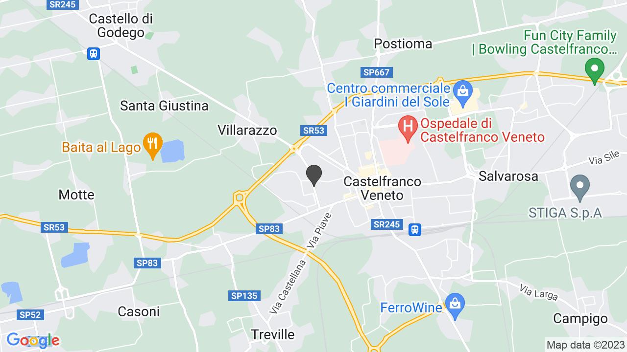 CIMITERO CASTELFRANCO VENETO
