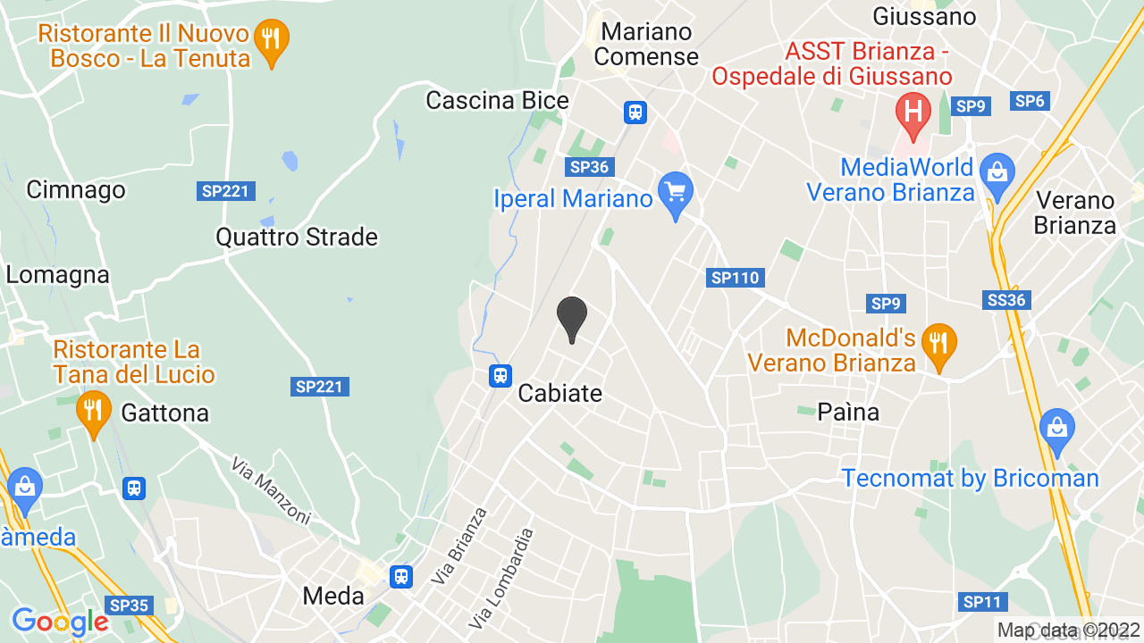 """Cappella Orat.Femmin. e Scuola Materna """"Mariani"""""""