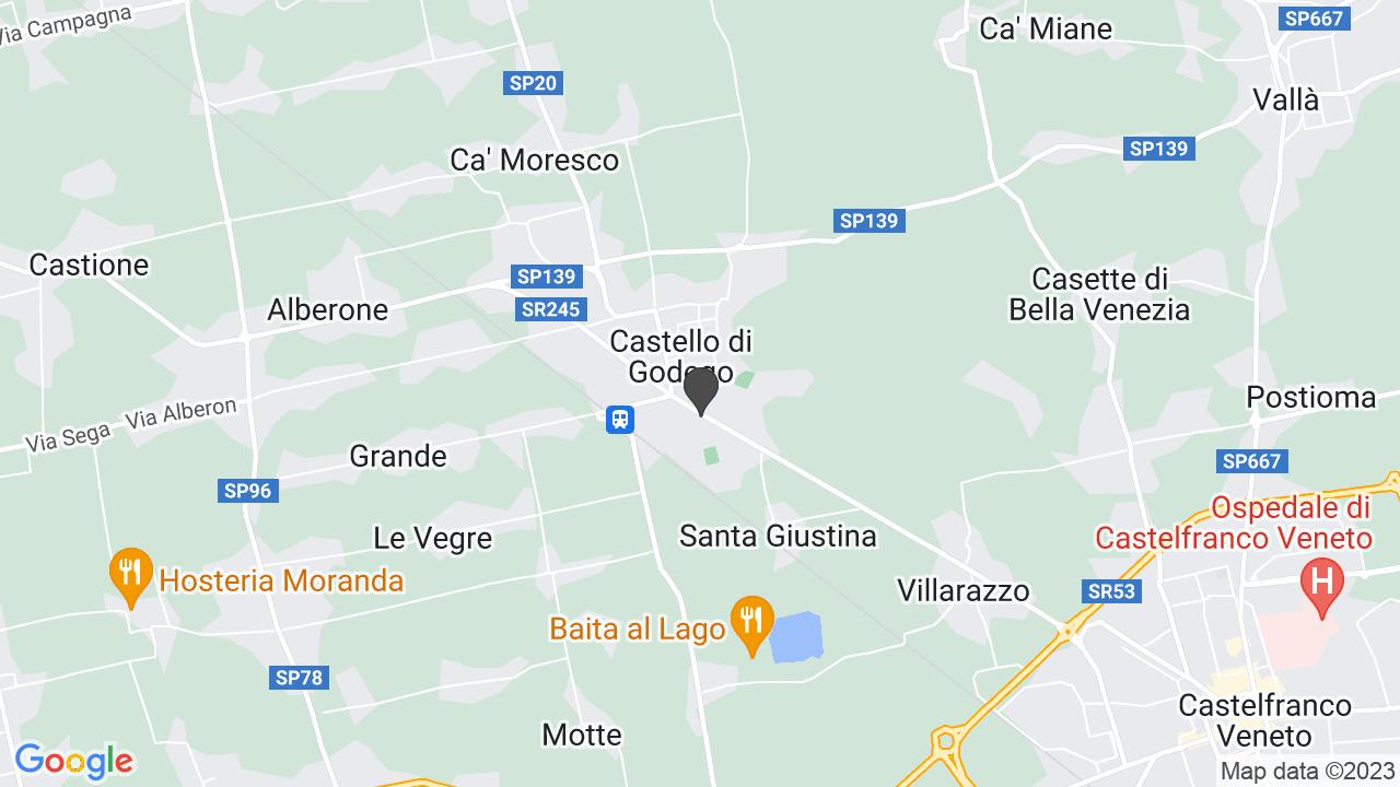 CIMITERO CASTELLO DI GODEGO