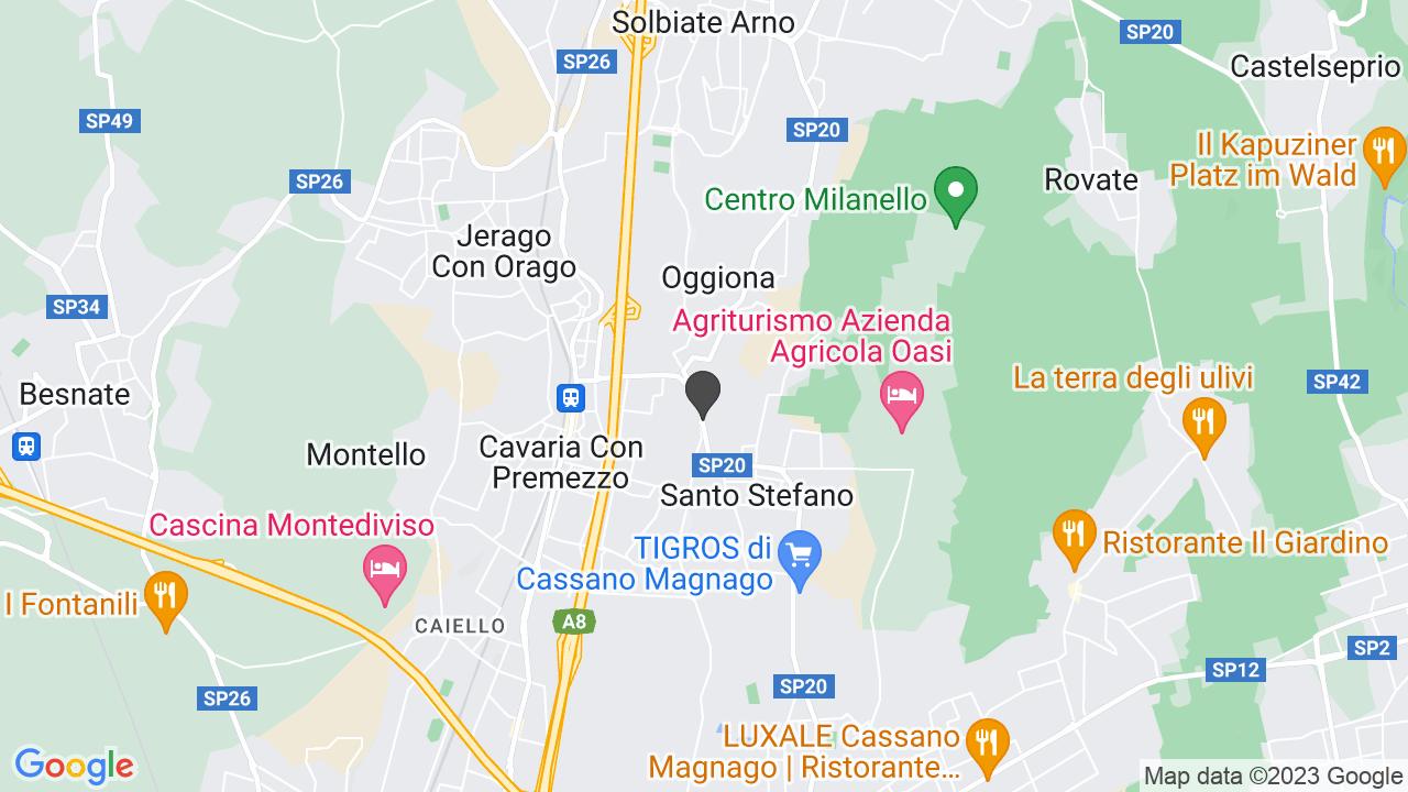 CIMITERO OGGIONA CON SANTO STEFANO