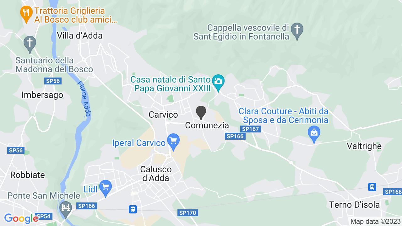 CIMITERO CARVICO