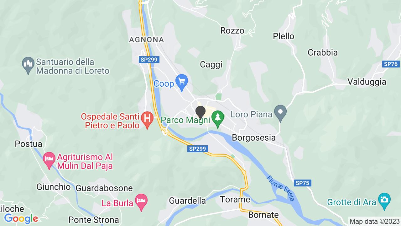 CROCE ROSSA ITALIANA - COMITATO LOCALE DI BORGOSESIA - ORGANIZZAZ IONE DI VOLONTARIATO