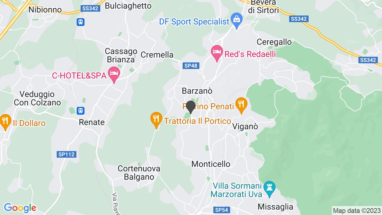 Via Papa Govanni XXIII BARZANO' (LC)