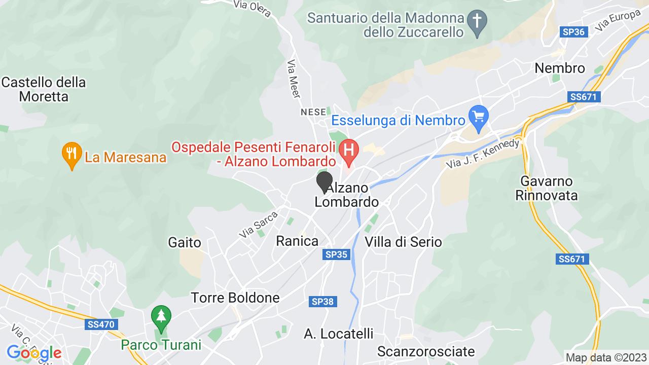 CIMITERO ALZANO LOMBARDO