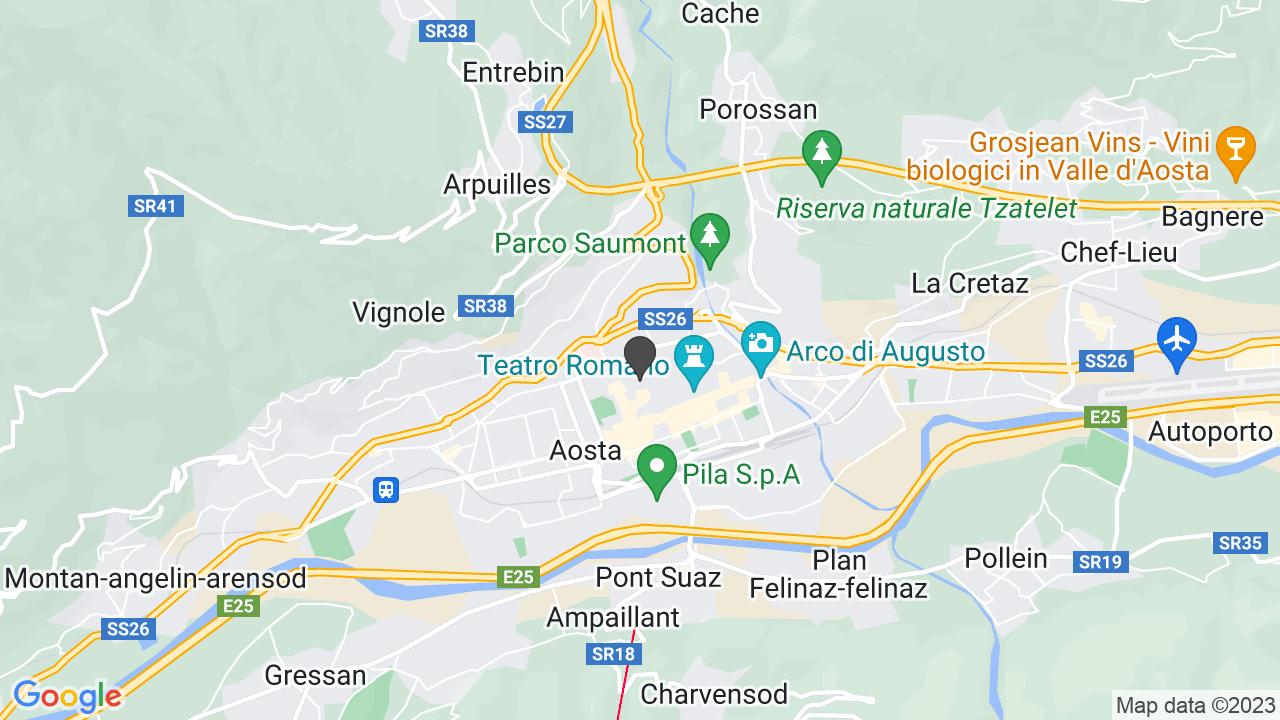 FONDAZIONE COMUNITARIA DELLA VALLE D'AOSTA - ONLUS